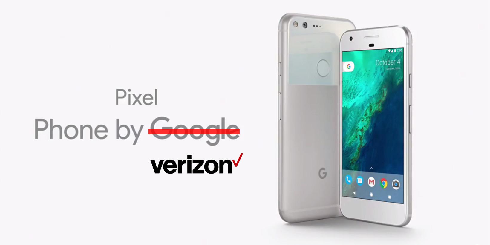 Verizon Promises It Won T Screw Up Google Pixel Phone Updates