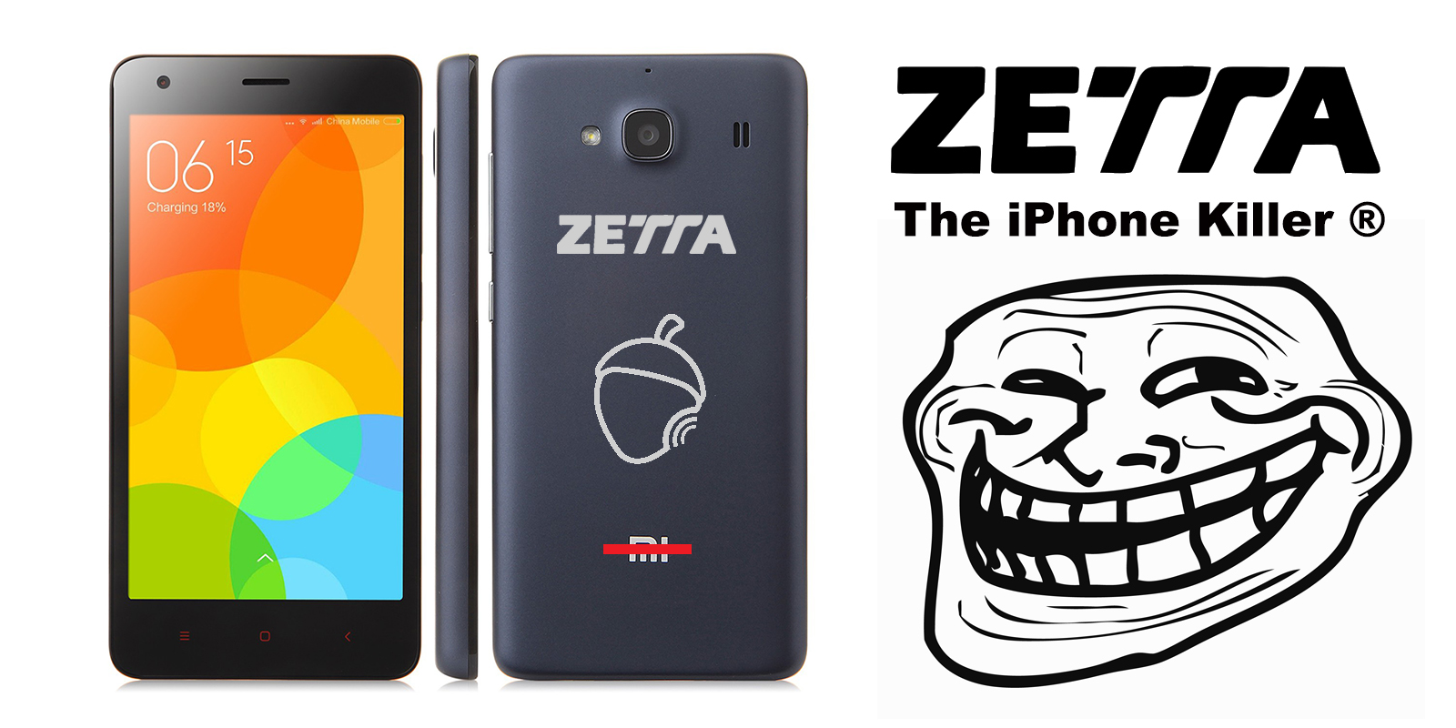 Spanish Brand Zetta Sells Remade Xiaomi Phones As Its Own