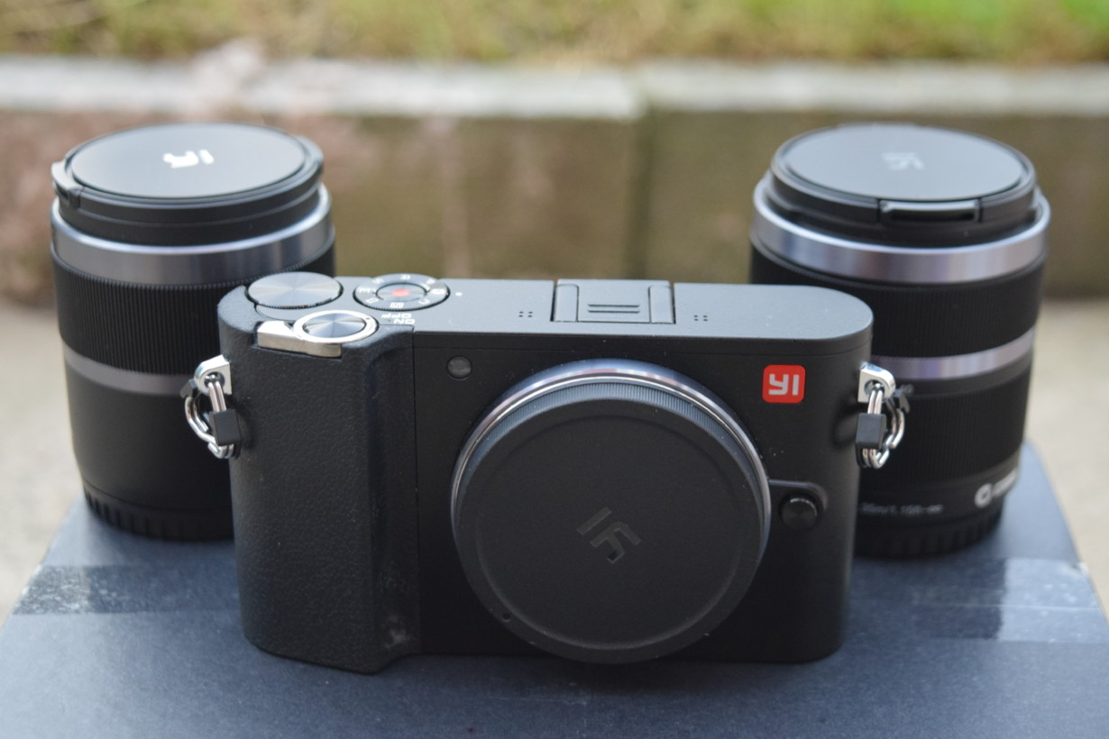 The Yi M1 is a gorgeous mirrorless camera at a rock-bottom price