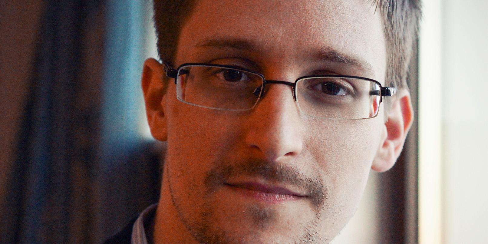 Watch Snowden sound off on Trump live on November 10  Watch Snowden s...