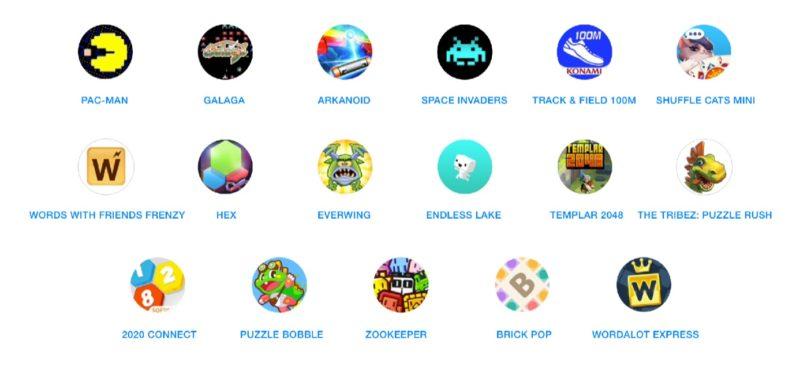 pacman-games-messenger