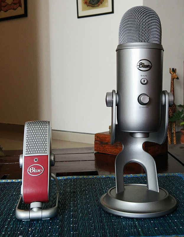 Blue Raspberry review: Top-notch recording in a pocket-sized