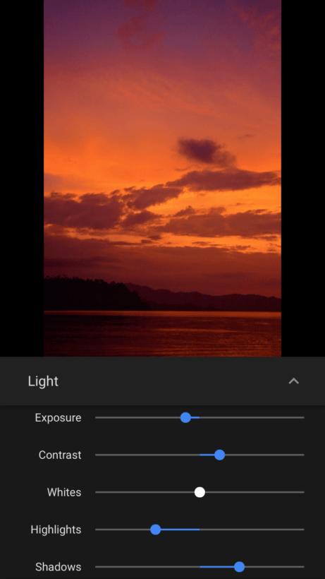 sunset-light-sliders