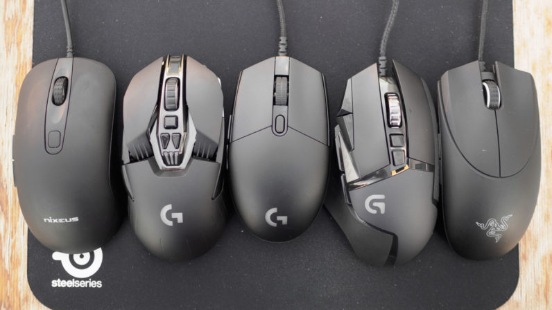 Mouse Mice Gaming