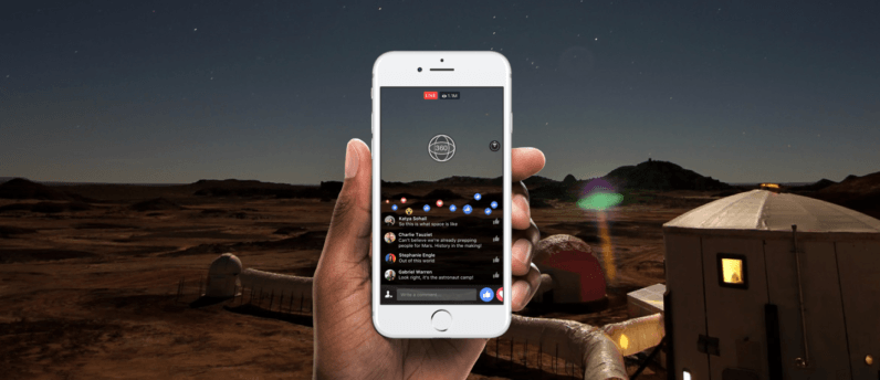 Facebook opens 360 livestreaming to everyone