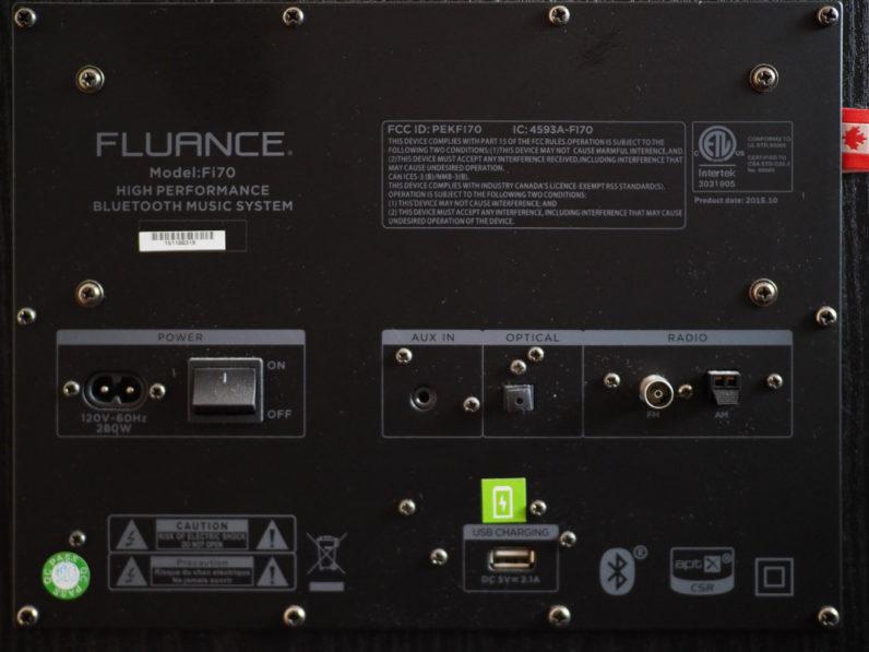 Fluance FI70