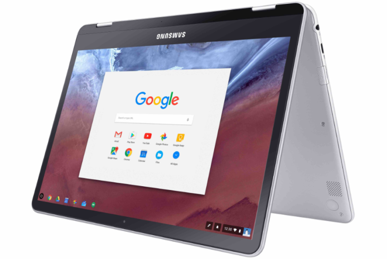 Samsung's Chromebook Plus brings a stylus and Android apps