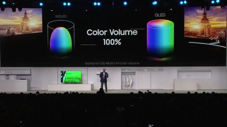 Samsung New Qled Tvs Might Finally Surpass Oled