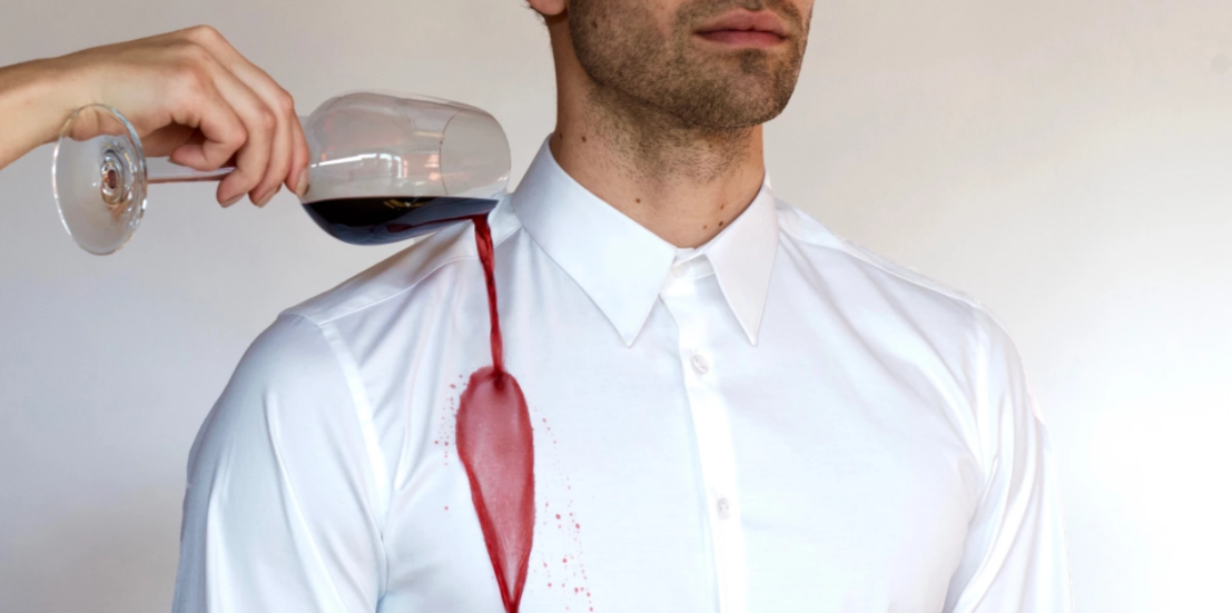 Hands-on: This self-cleaning shirt repels stains and bad odors