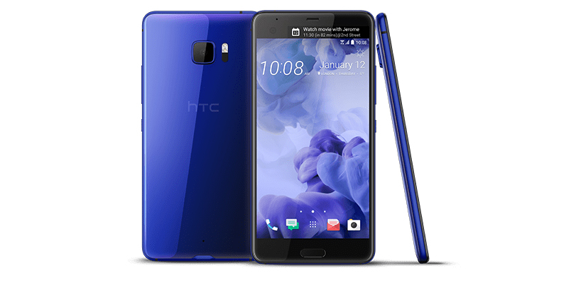 HTC launches new all-glass phone with two screens and no ...