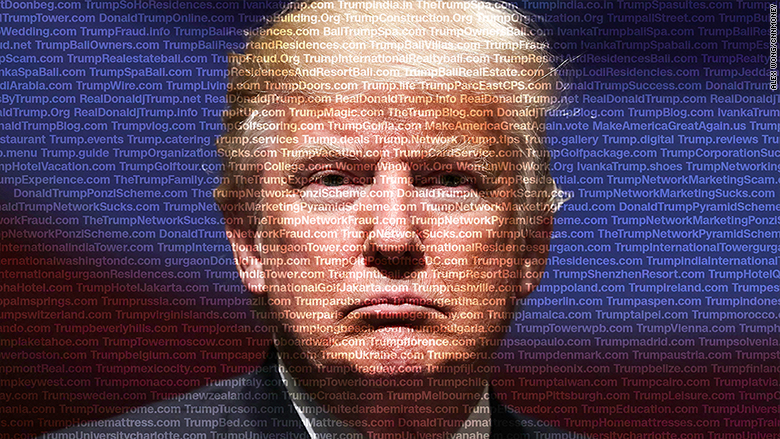 Trump Owns Over 3,000 Domains but TrumpFraud.org is Our Favorite