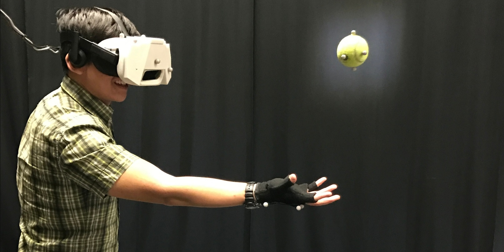 Vr Motion Tracking restringe il divario tra reale e digitale-5956