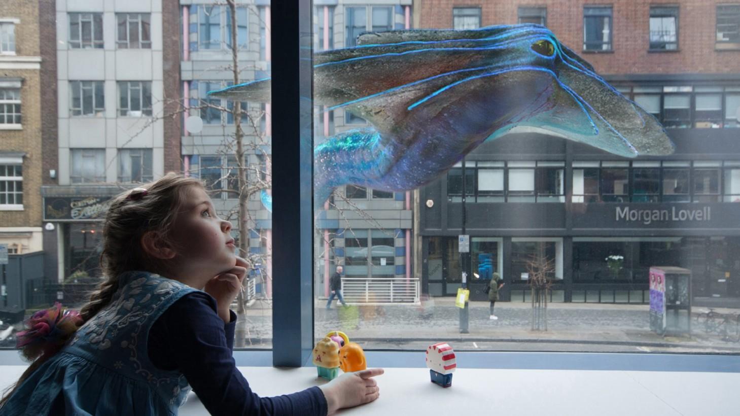 augmented reality, sci-fi, film