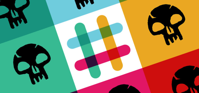how to delete messages in slack