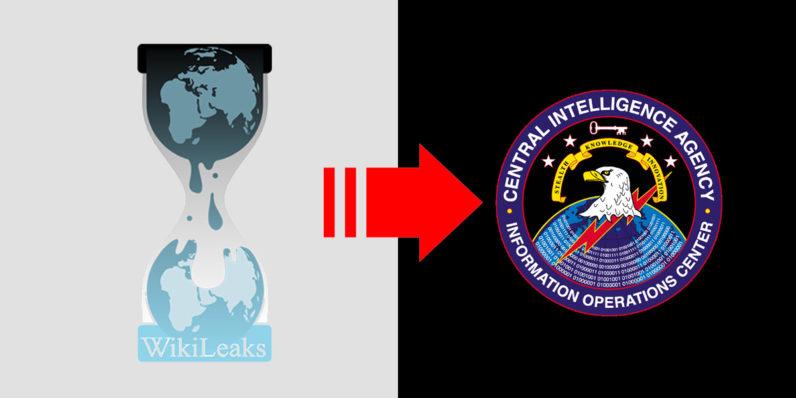 Resultado de imagen de Vault 7 de Wikileaks
