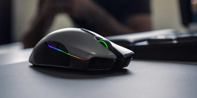 Razer's new mouse tries to prove wireless peripherals don't have to suck for gaming
