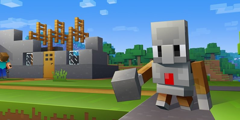 techmeme microsoft announces code builder extension for minecraft