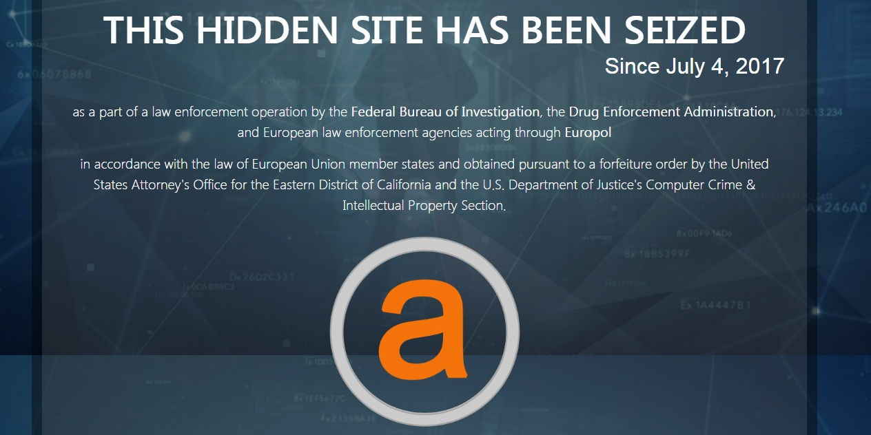 How the US demolished the world's largest dark web drug marketplace